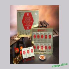 Красный корейский 6-летний женьшень (слайсы)